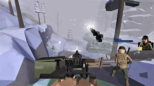 World War Polygon WW2 Shooter Apk