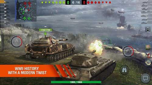 World of Tanks Blitz Apk