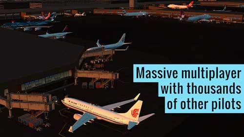 X Plane 10 Flight Simulator Apk