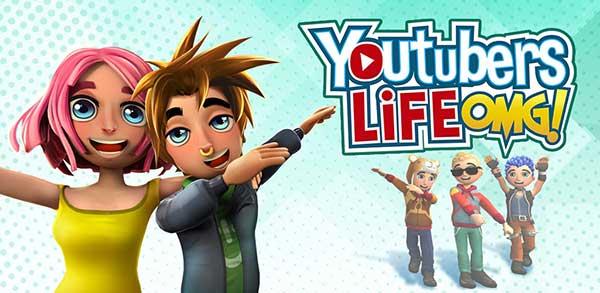 Youtubers Life Gaming Mod