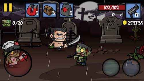 Zombie Age 2 The Last Stand Apk