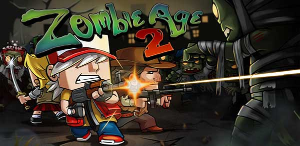 Zombie Age 2 The Last Stand Mod