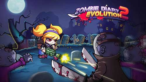 Zombie Diary 2 Evolution apk