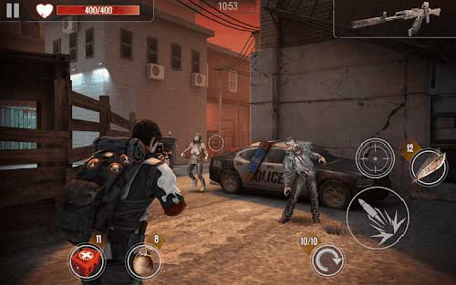 Zombie Shooting Survival Apk