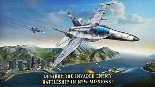 air combat ol team match apk