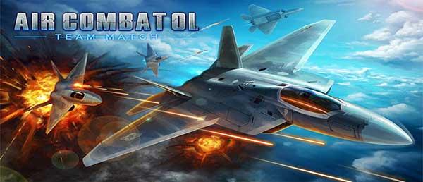 air combat ol team match mod