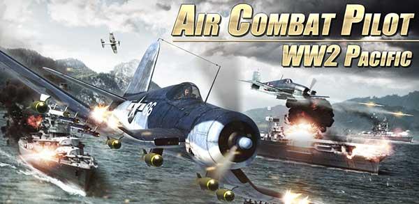 air combat pilot ww2 pacific mod