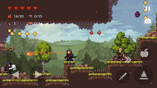Apple Knight Action Platformer Apk