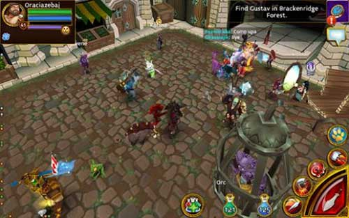 arcane legends mmo action rpg apk