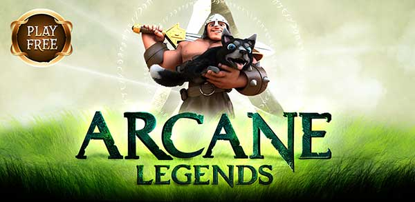 arcane legends mmo action rpg mod