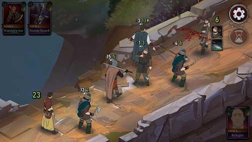 ash of gods tactics apk