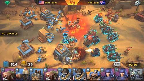 battle boom apk