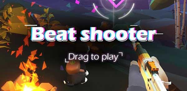 beat shooter gunshots rhythm game mod