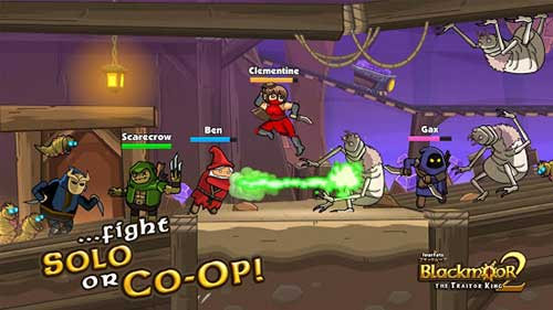 blackmoor 2 the traitor king apk