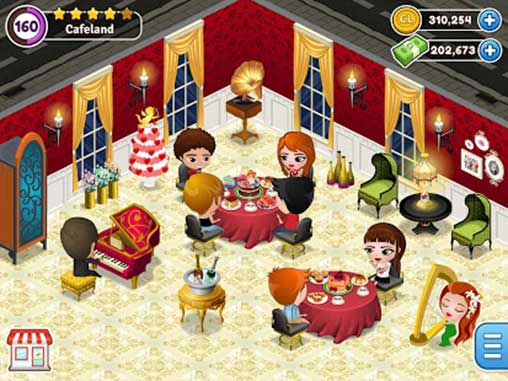 Cafeland World Kitchen Apk