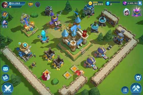 Castle Clash New Dawn Apk