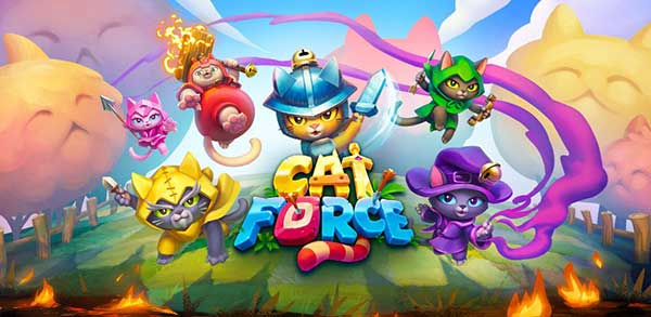 cat force free puzzle game mod
