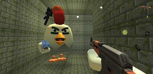 chicken gun Mod