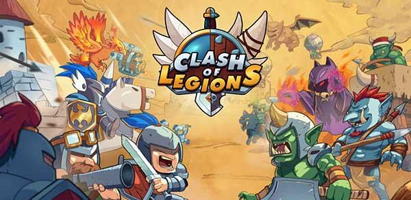clash of legions kingdom rise mod