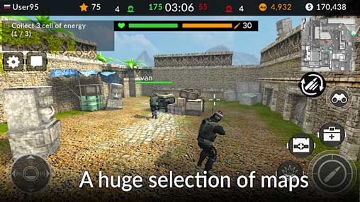 Code Of War Shooter Online Apk