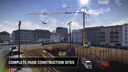 construction simulator apk
