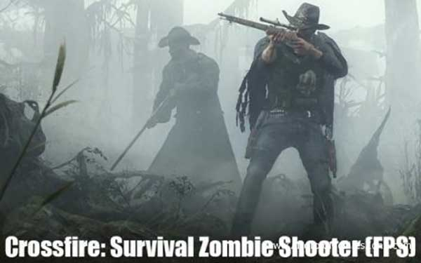 crossfire survival zombie shooter mod