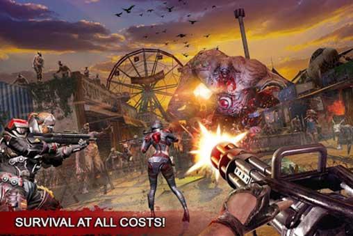 DEAD WARFARE Zombie APK