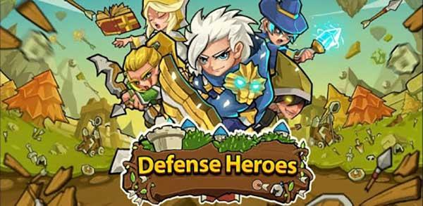 defense heroes mod
