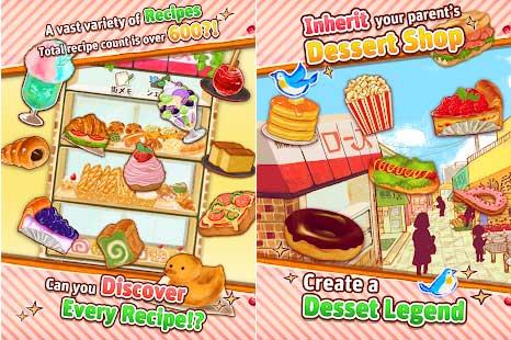 dessert shop rose bakery apk