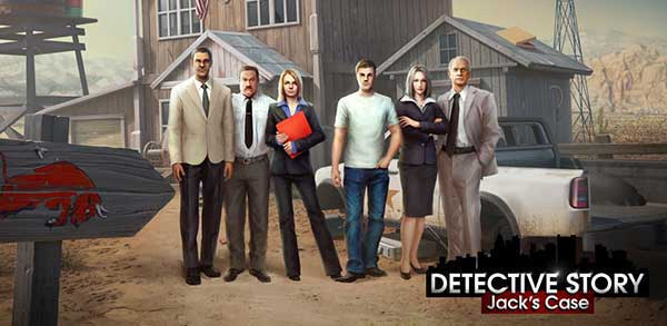 detective story jacks case mod