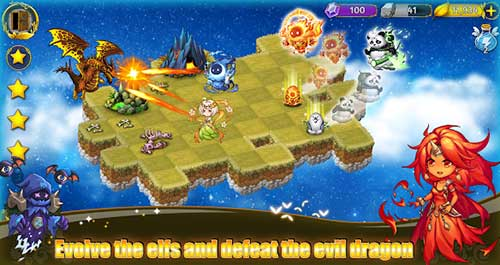 dragon elfs apk