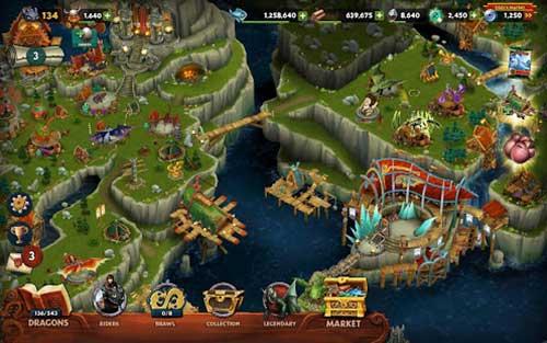 Dragons Rise of Berk Apk