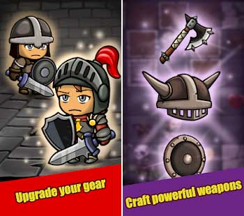 dungeon knights apk