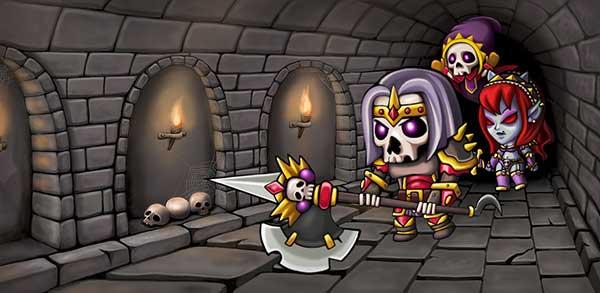 dungeon knights mod