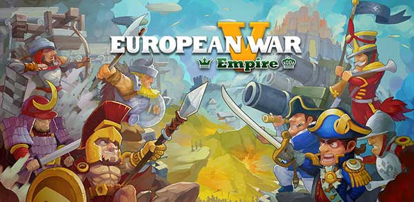 european war 5empire mod