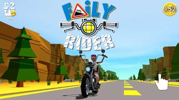 Faily Rider Mod