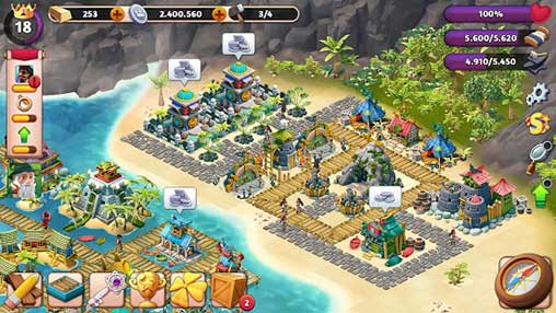Fantasy Forge World of Lost Empires Apk