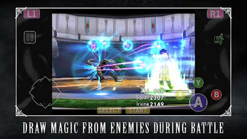 final fantasy viii remastered apk