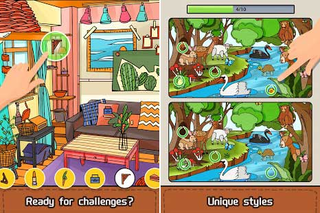 find it find out hidden object games apk