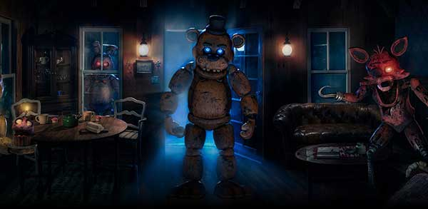 Five Nights At Freddy Ar