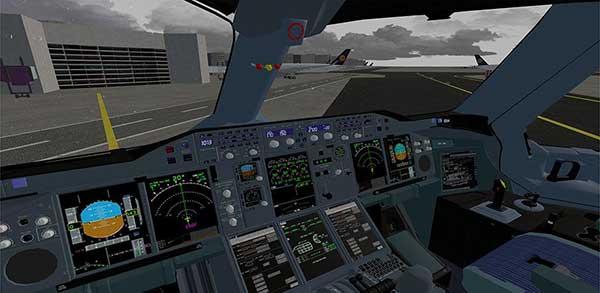 flight simulator advanced mod