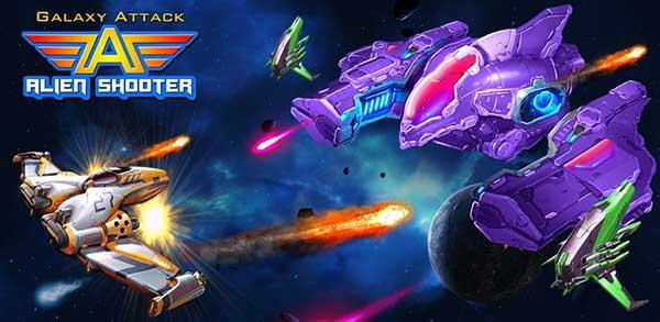 galaxy attack alien shooter mod
