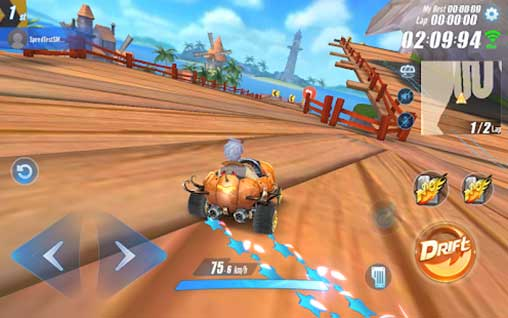 Garena Speed Drifters Apk