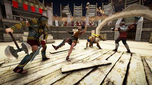 gladiator glory apk