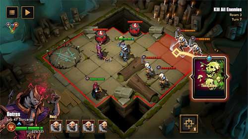 grimguard tactics: end of legends apk