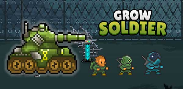 grow soldier