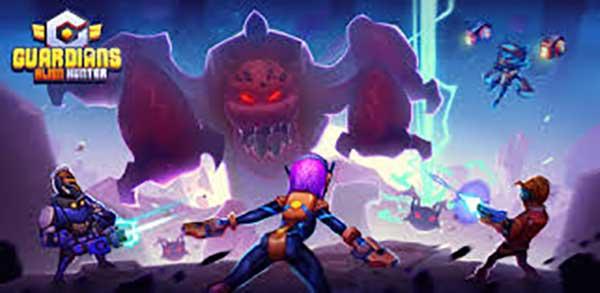 guardians alien hunter mod
