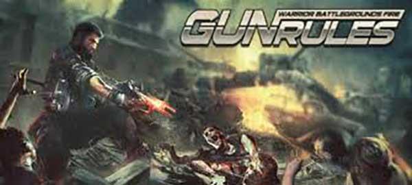 gun rules warrior battlegrounds fire mod