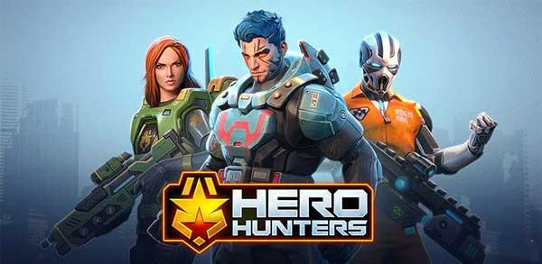 hero hunters mod