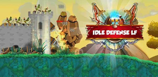 idle defense lf mod